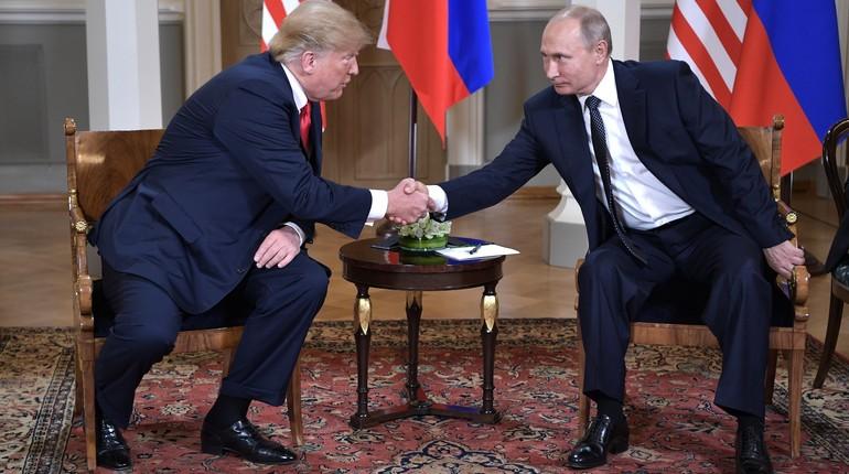 Помпео хранит молчание о деталях встречи Путина и Трампа