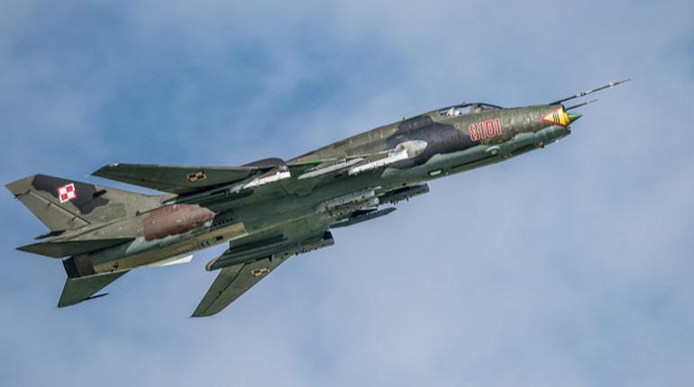 СМИ: сирийский самолет Су-22 сбила женщина