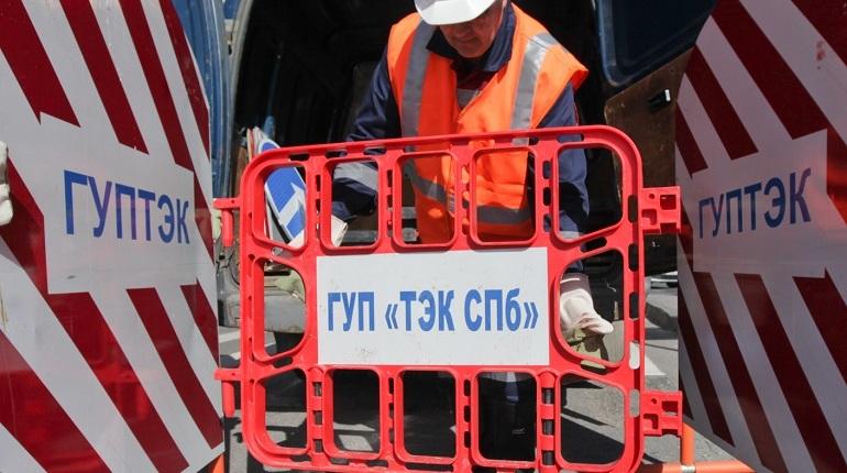 «ТЭК» 31 июля увеличит давление в трубах на юге Петербурга