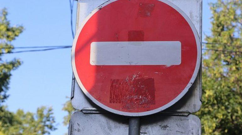 Новые ограничения для транспорта вступят в силу с понедельника