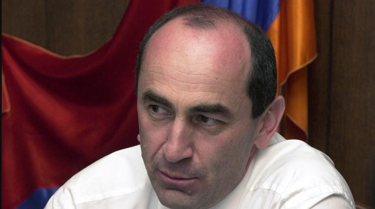 Экс-президента Армении арестовали в Ереване по делу о разгоне акций протеста