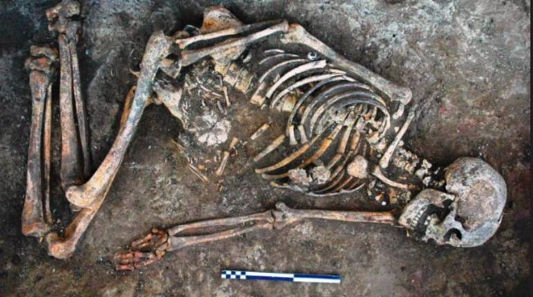 Таинственные тату на костях озадачили археологов
