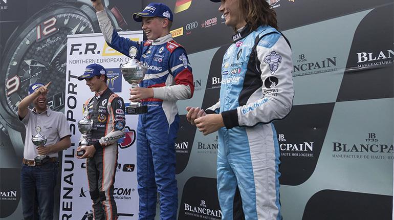 Петербуржец стал вторым на этапе «Формулы-3» в Бельгии