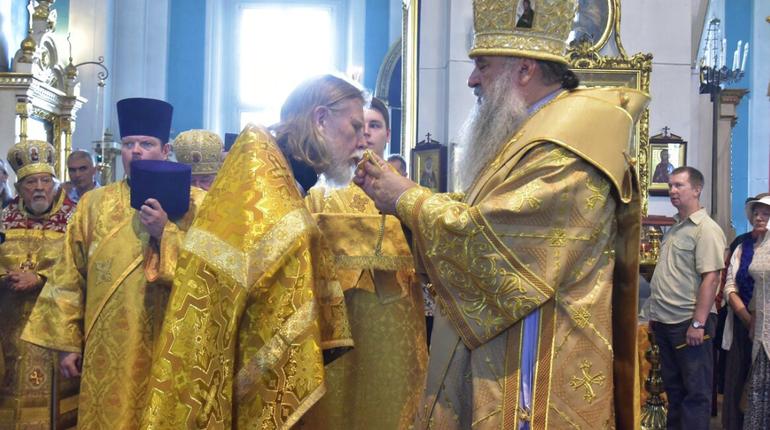 В Петербурге отметили 1030-летие крещения Руси