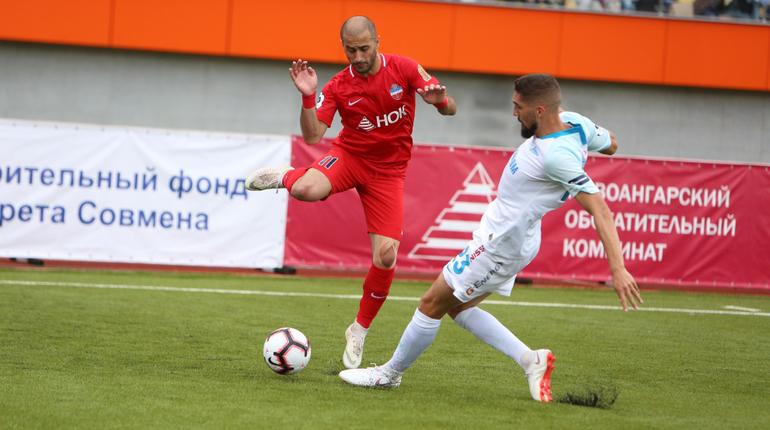 Дзюба и Кузяев принесли «Зениту» первую победу в сезоне