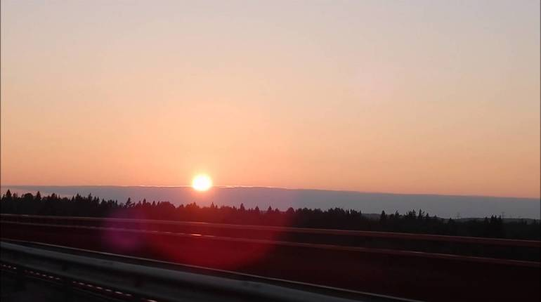 В Ленобласти продолжится сильная жара