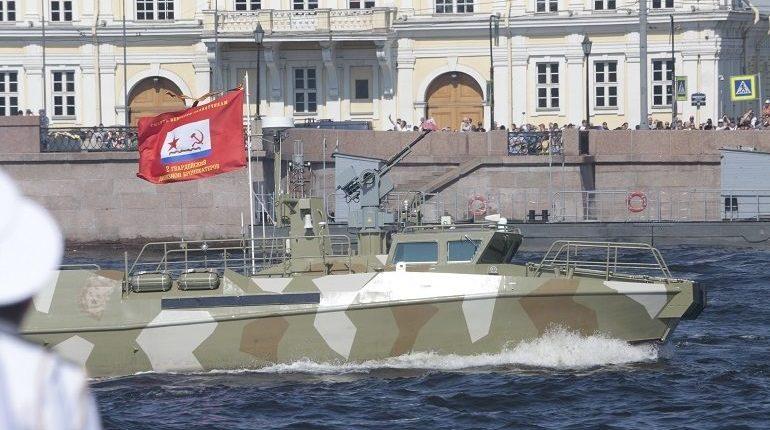 Эксперты: морской парад показал мощь российского флота