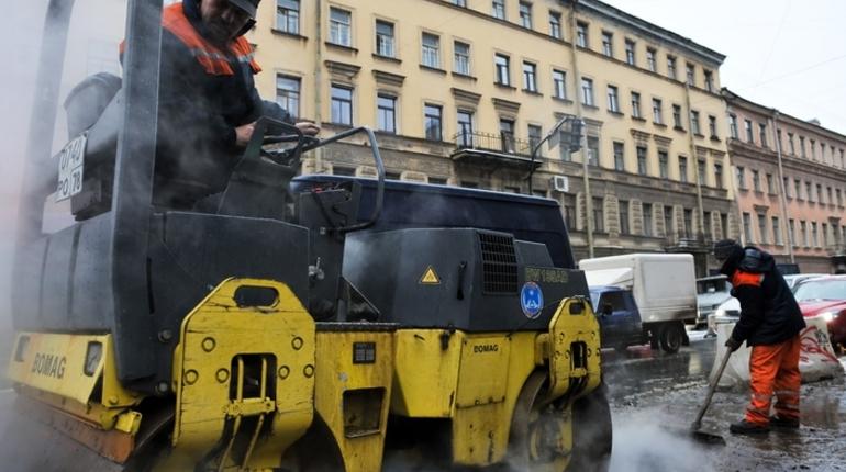 Невский проспект на месяц закрывается на ремонт
