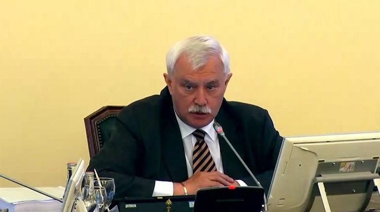 Полтавченко урежет бюджеты медлительных комитетов
