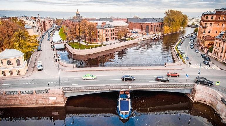 На Храповицком мосту закончили капитальный ремонт