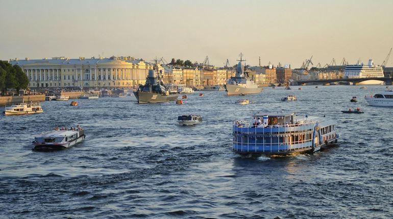 Завтра стартует спектакль-речная прогулка «Санкт-Петербург вне себя»