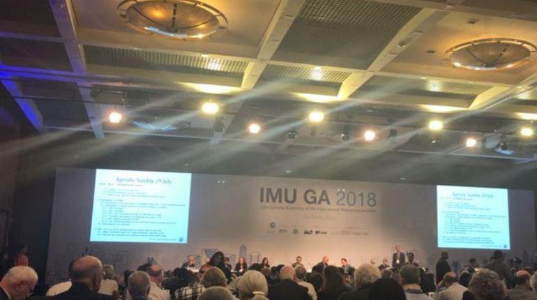 Петербург победил: здесь состоится Международный конгресс математиков