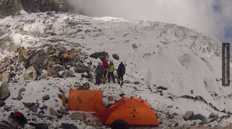 Альпиниста из Петербурга удалось спасти в Пакистане