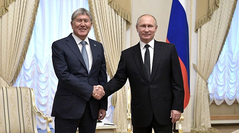 Путин вПетербурге посетит культурный форум ивстретится сАтамбаевым