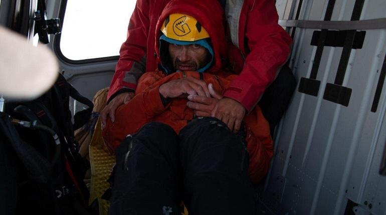 Спасен: петербургский альпинист едва не погиб на склоне пакистанской горы