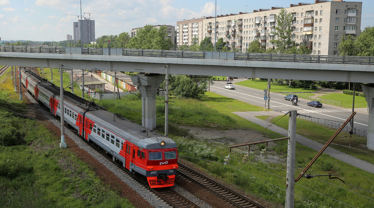 В РЖД одобрили запуск электричек от Петербурга до Сертолово