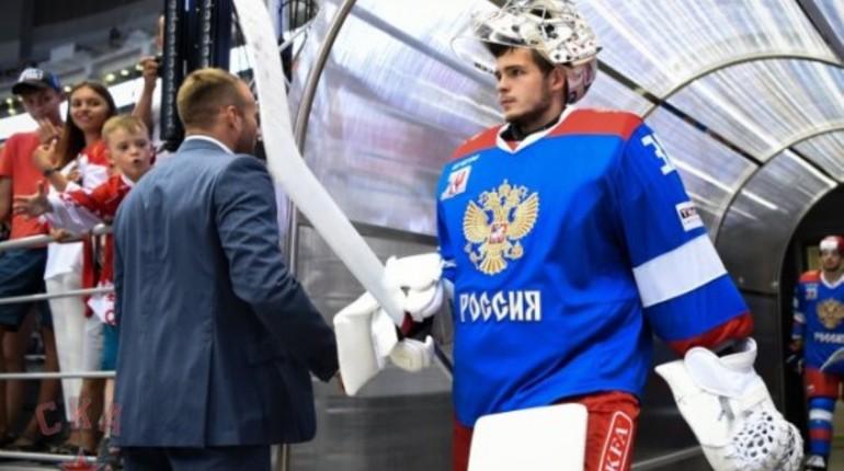 Девятерых игроков СКА вызвали в олимпийскую сборную