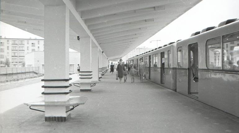 Петербургское метро поведало историю станции-призрака «Дачное»