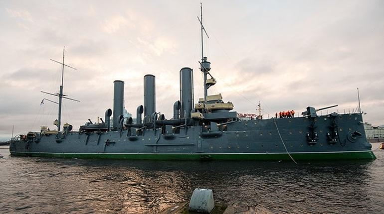 Крейсер «Аврора» попал во Всемирный список объектов особой туристической привлекательности