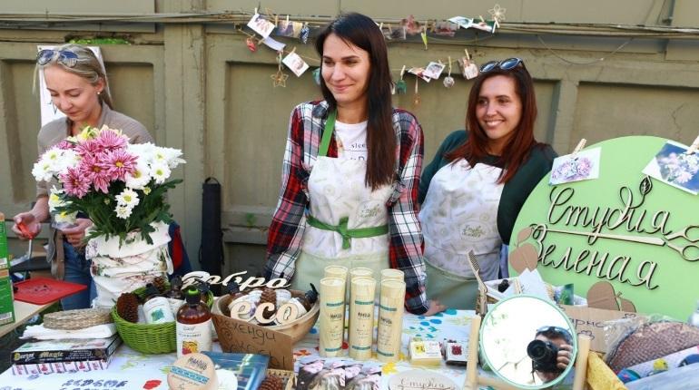 В Петербурге пройдет экофест «Представь Зеленое»