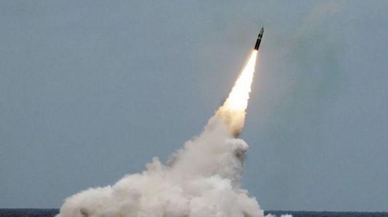 Из-за сбоя в полете в США уничтожили ракету