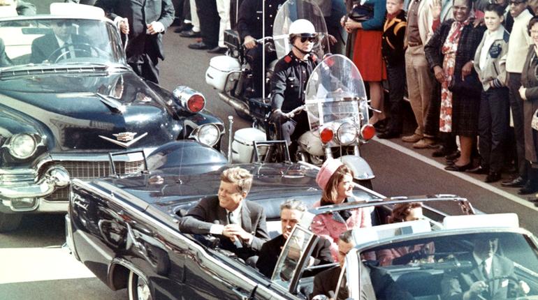 ВСША опубликовали новейшую партию документов поделу обубийстве Кеннеди