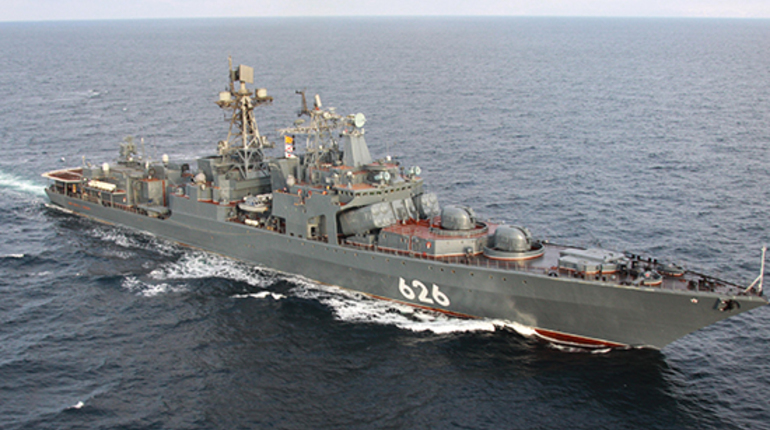 Правительство опасается срыва поставок кораблей для ВМФ