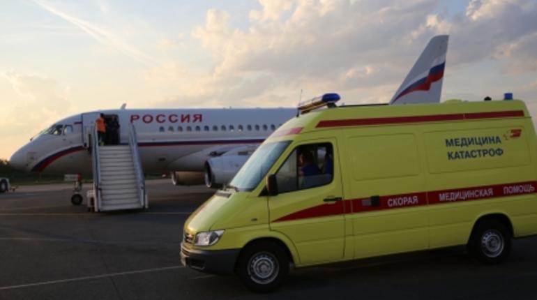 Петербургского альпиниста Гукова привезли в Москву из Пакистана