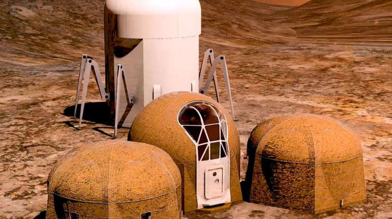 НАСА выбрало финалистов в конкурсе на разработку среды обитания для будущей миссии на Марс.