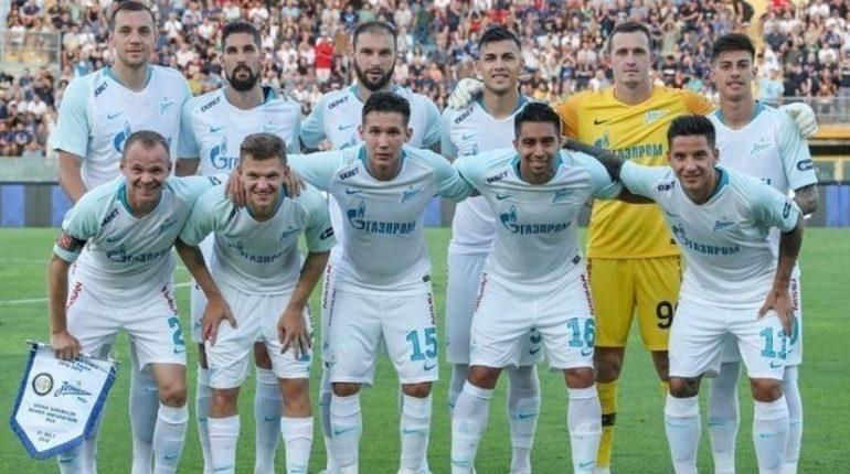 Стали известны возможные соперники «Зенита» в плей-офф квалификации Лиги Европы