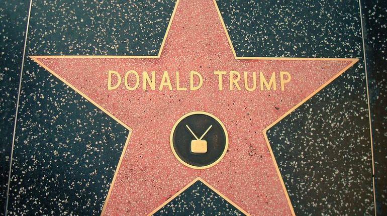 Из-за женщин с Аллеи славы могут убрать звезду Трампа