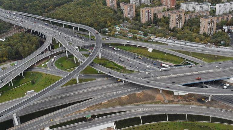 Новая дорожная развязка свяжет федеральную трассу «Кола» и будущий транспортно-пересадочный узел «Кудрово».