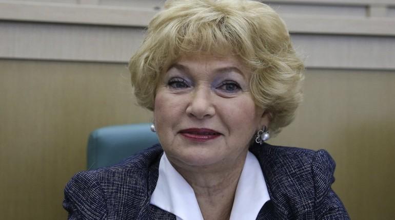 Нарусова увидела цель в возможном переизбрании Полтавченко