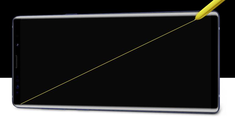 Samsung показал свой новый флагман Galaxy Note 9. Цена на него - от  69 до  89 тысяч рублей.