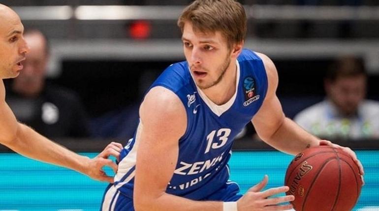 Баскетбольный «Зенит» начнет сезон Единой лиги матчем с краснодарским «Локомотивом»