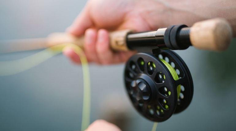 Петербуржцы закупают удочки и спиннинги, ведь в городе на Неве, как оказалось, рыбалка является одним из самых популярных видов летнего досуга.