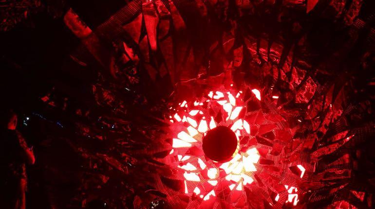 В Гатчине показали парадоксальную «Ночь света»