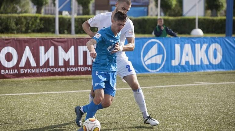 «Зенит-2» проиграл шестой раз подряд