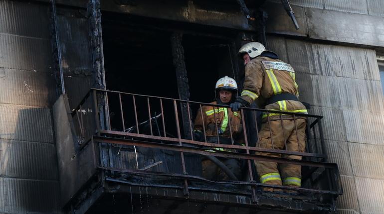В ночь на вторник на Загребском бульваре горела двухкомнатная квартира. Пожар тушили полчаса, но огонь полностью уничтожил одну из комнат.