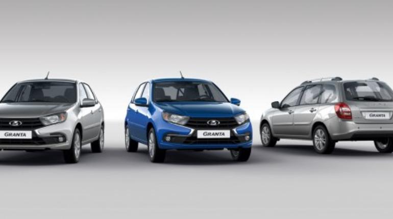 «АвтоВАЗ» начал производство новой LADA Granta