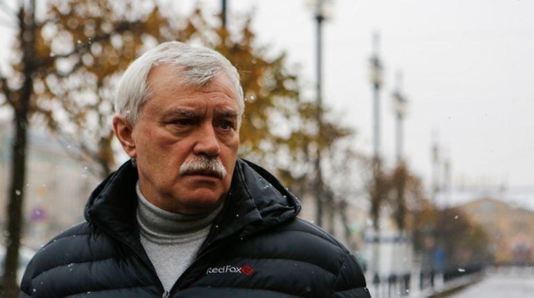 Полтавченко ушел в отпуск на десять дней