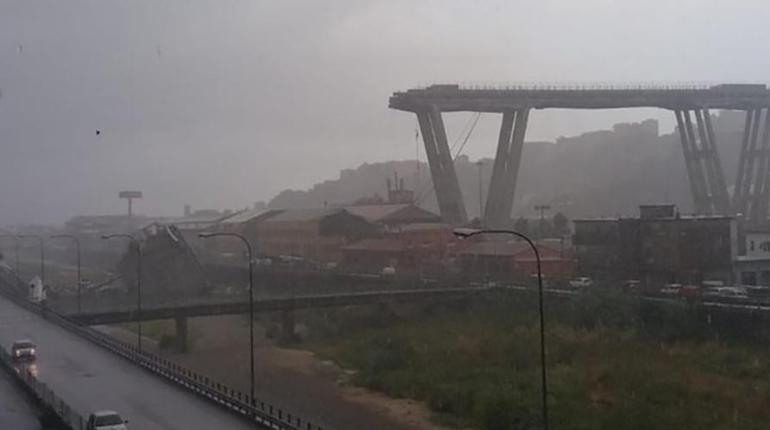 Генпрокурор Италии назвал причину обрушения моста в Генуе, в результате которого погибли 38 человек, в том числе трое детей.