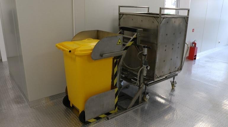 В Санкт-Петербурге создано инновационное предприятие для обезвреживания медицинских отходов по новой технологии.