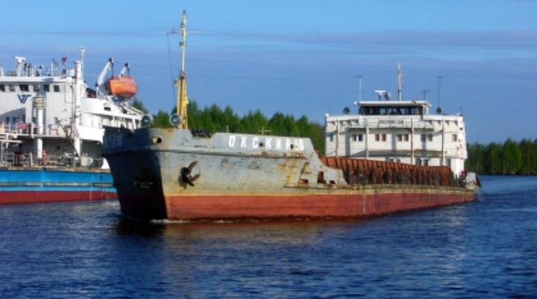 В Ленинградской области Следственный комитет начал проверку после того, как сухогрузный теплоход