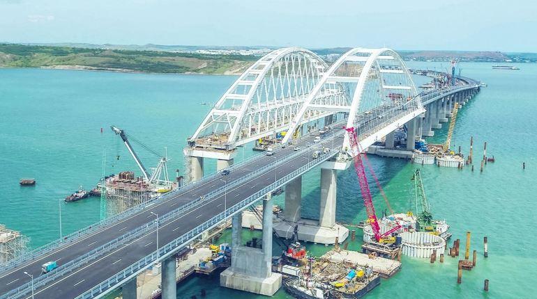 После запуска железнодорожной части Крымского моста на полуостров будут приезжать миллионы человек на поездах.