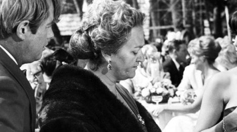 Только сейчас стало известно о смерти американской актрисы Морганы Кинг, исполнившей роль супруги дона Вито Корлеоне в «Крестном отце».
