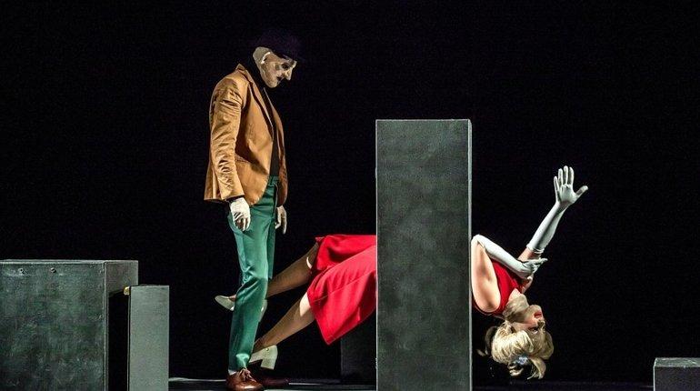 В Петербурге пройдет театральный фестиваль
