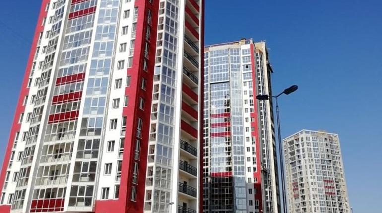 В эксплуатацию ввели вторую очередь проблемного ЖК «Ленинский парк»