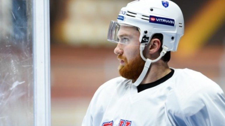 Ярослав Дыбленко перешел из СКА в