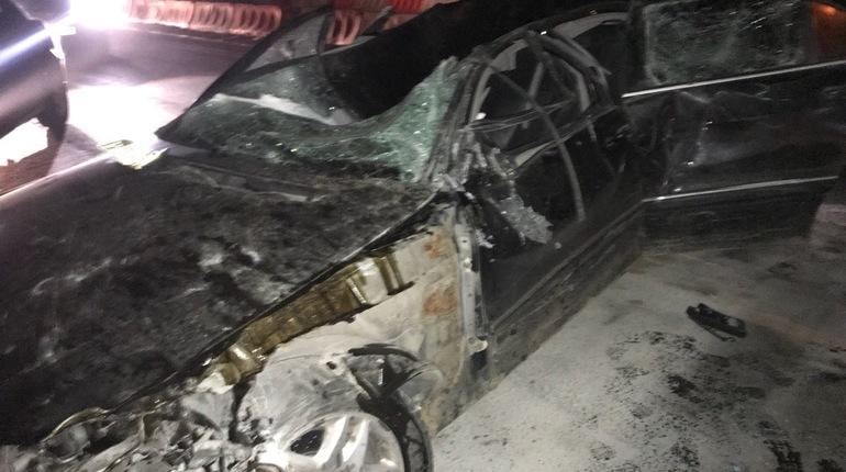 Трагедией завершилось ДТП в Пушкинском районе Петербурга. Авария произошла на Московском шоссе.